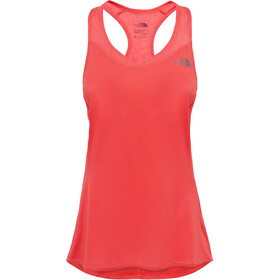 The North Face W's Runagade Mesh Tank Cayenne Red